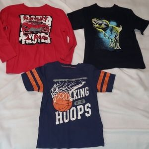 Other - Boys 5/6 lot of shirts